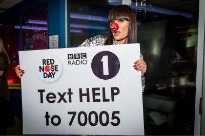 Jessie J - Oaspete la BBC Radio 1